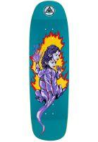 welcome-skateboard-decks-komodo-queen-golem-dark-teal-vorderansicht-0264028