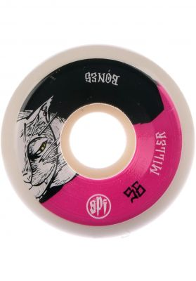 Bones Wheels SPF Miller Guilty Cat II 84B P5