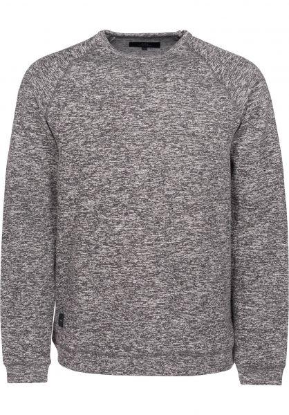 Makia Sweatshirts und Pullover Chalk black-white Vorderansicht