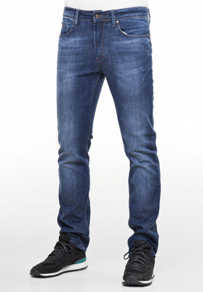 Reell Jeans Trigger midblue Vorderansicht