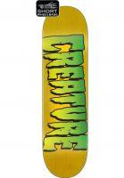 creature-skateboard-decks-logo-stumps-yellow-vorderansicht-0264446