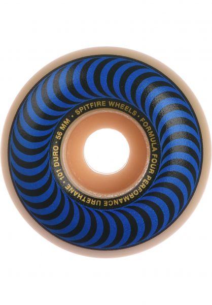Spitfire Rollen Formula Four Classics 101A blue vorderansicht 0134510