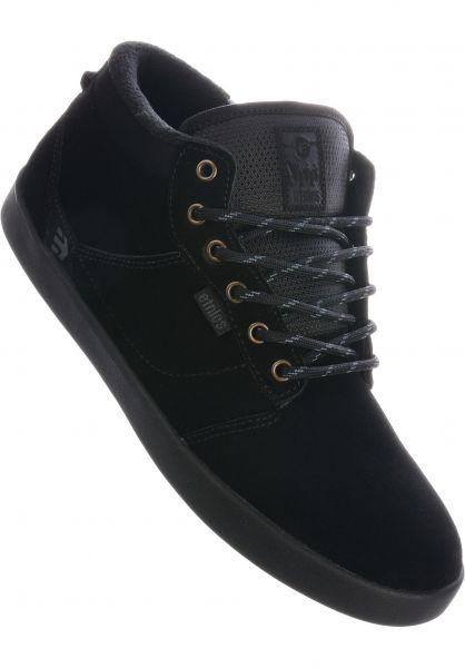 etnies Alle Schuhe Jefferson MTW black-black vorderansicht 0604658