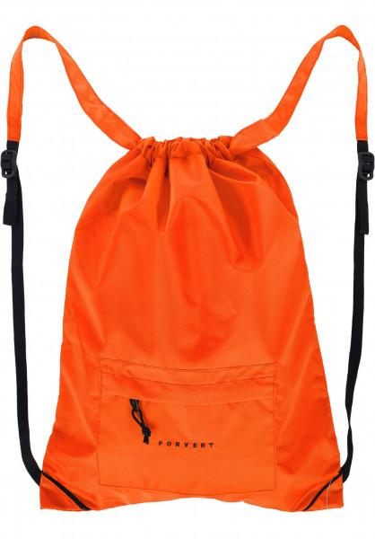 Forvert Taschen Neon Lee orange Vorderansicht