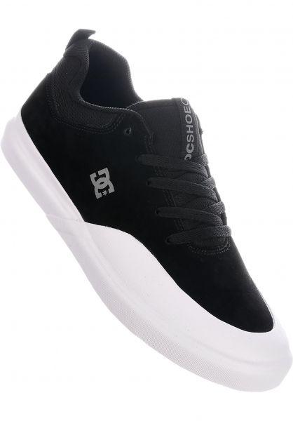 DC Shoes Alle Schuhe Infinite S black-white vorderansicht 0604676
