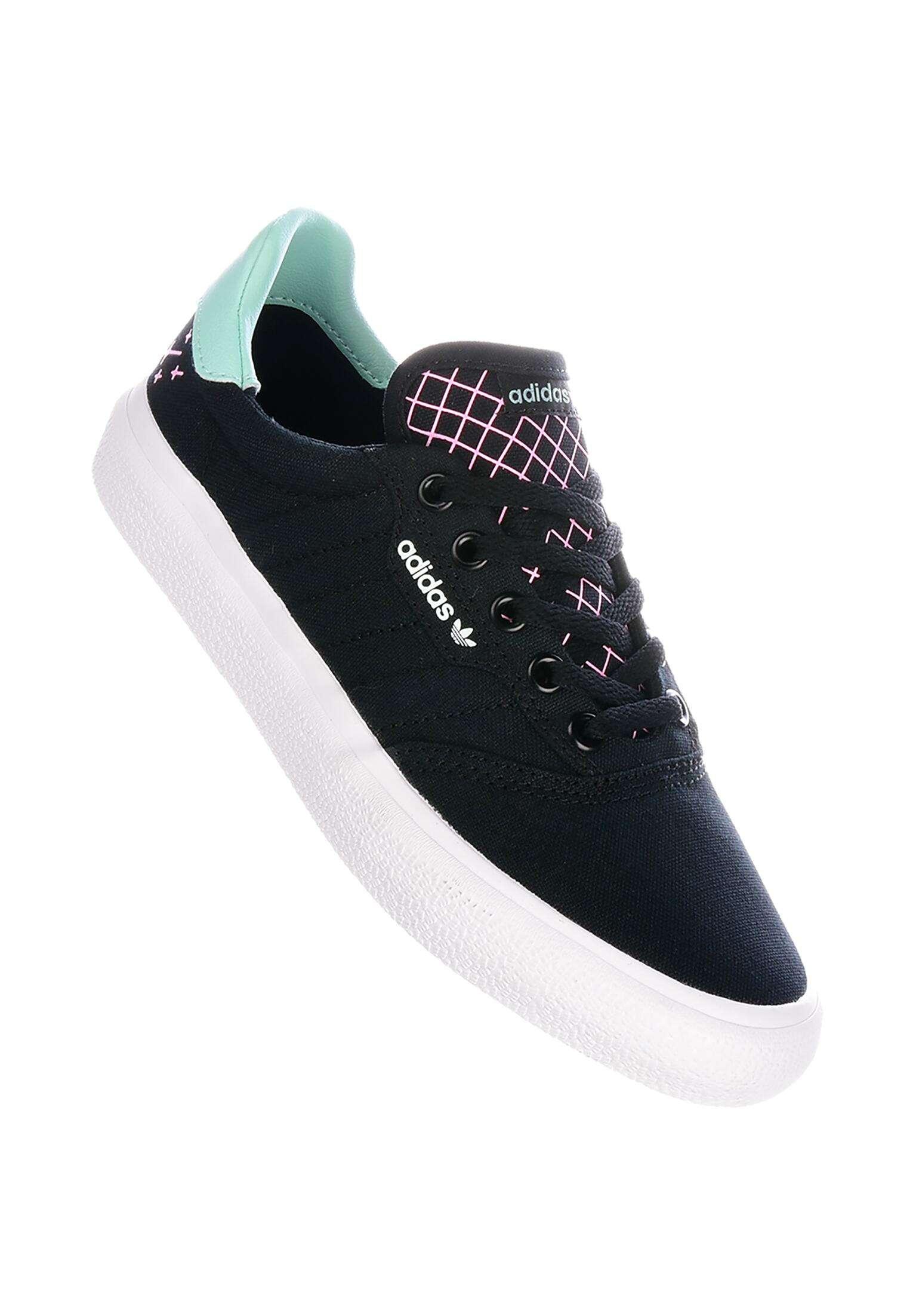 64f4668c54ed15 3MC adidas All Shoes in coreblack-clearmint-white for Women