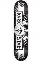 Darkstar Skateboard Decks Grand black Vorderansicht