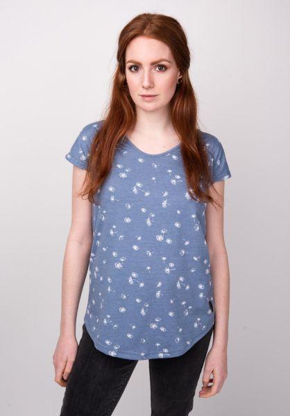 WLD T-Shirts South-Body blue vorderansicht 0399222