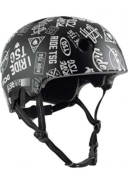 TSG Helme Meta Graphic Design sticky vorderansicht 0750124