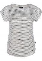 forvert-t-shirts-laurentina-beige-dots-vorderansicht-0320110