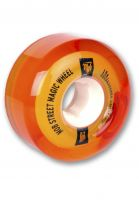 MOB-Skateboards Rollen Street Magic 78A clear-orange Vorderansicht