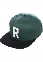 Reell-Caps-Homerun-6-Panel-green-Vorderansicht