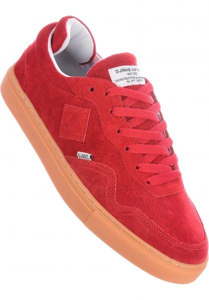 Djinns Alle Schuhe Awaike Suede red-gum vorderansicht 0604433
