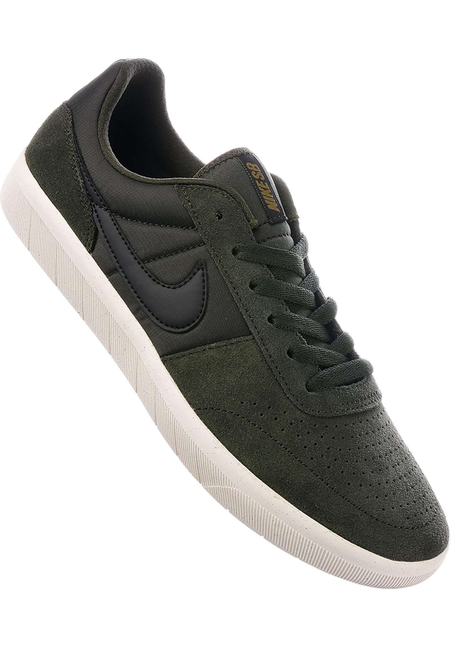 the best attitude 9d85e 61d46 Team Classic Nike SB Toutes les chaussures en sequoia-black pour Homme    Titus