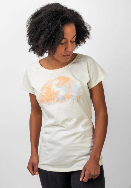 TITUS T-Shirts Swing offwhite vorderansicht 0396648