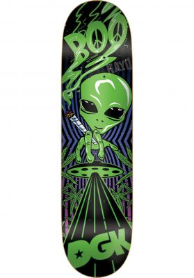 DGK Boo Black Light