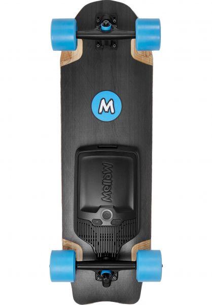 Mellow Boards Cruiser komplett Mellow Drive Cruiser black vorderansicht 0252560