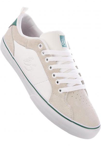 169337ffa4e8 ES Alle Schuhe Aura Vulc white-green Vorderansicht