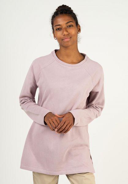TITUS Sweatshirts und Pullover Flicka rose vorderansicht 0422530