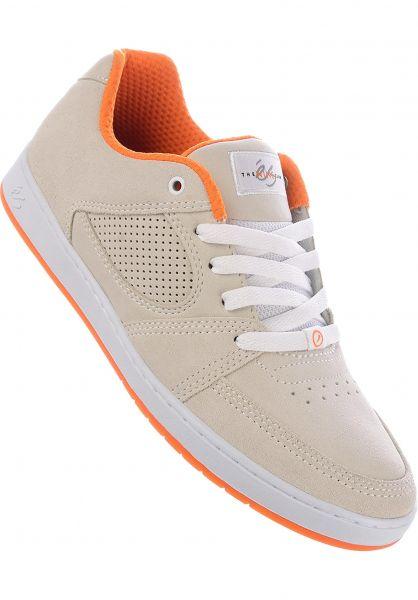 ES Alle Schuhe Accel Slim x The Nine Club white vorderansicht 0604491