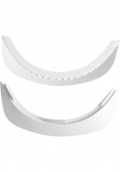 TSG Diverse Schoner Evolution Visor ABS white Vorderansicht