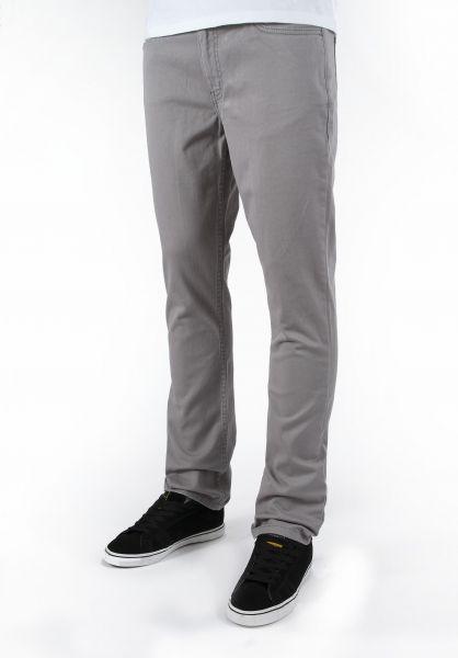 Fallen Jeans Winslow grey Vorderansicht