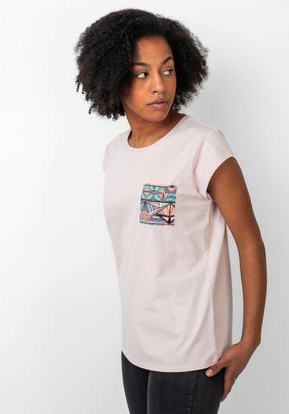 TITUS T-Shirts Kimi lightpink vorderansicht 0396515