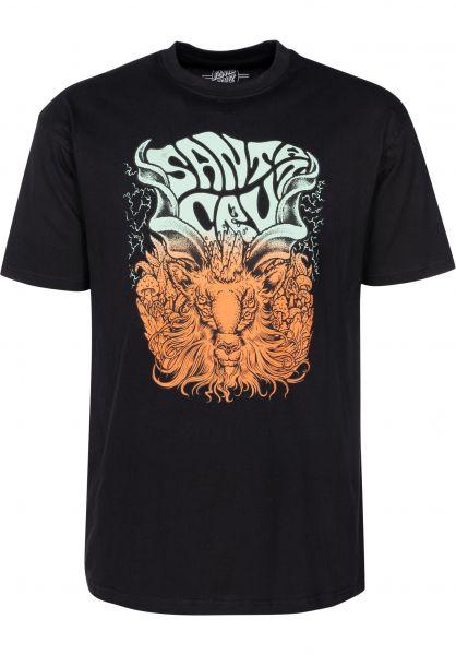 Santa-Cruz T-Shirts Summoned black vorderansicht 0398895