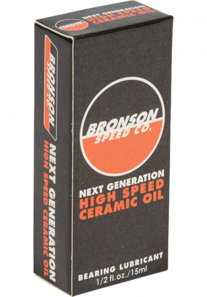 Bronson Speed Co. Kugellager High Speed Ceramic Oil 15ml no color vorderansicht 0180277