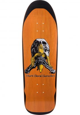 Blind Gonzales Skull and Banana R7