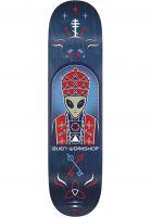 Alien-Workshop Skateboard Decks Preist blue Vorderansicht