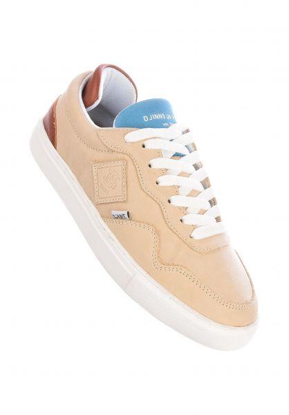Djinns Alle Schuhe Awaike T-Sport sand-cognac-blue vorderansicht 0612463