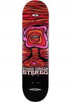 stereo-skateboard-decks-lost-fowler-red-black-vorderansicht-0267157