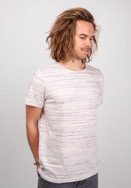 Forvert T-Shirts Kubu white vorderansicht 0398604