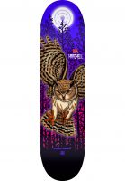 powell-peralta-skateboard-decks-flight-pro-shape-249-hatchell-owl-blue-vorderansicht-0263977