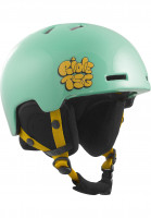 TSG Snowboardhelme Arctic Nipper Mini Graphic Design II bubblegum Vorderansicht