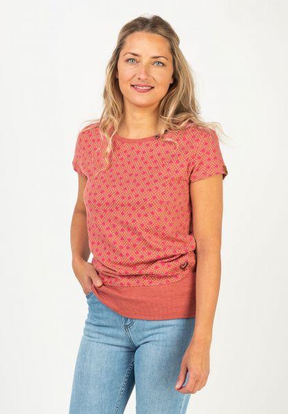 alife and kickin T-Shirts Coco mahagonium 320 vorderansicht 0320754