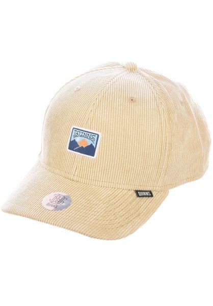 Djinns Caps 6P TrueFit 2.0 Cord Mountain beige vorderansicht 0566868