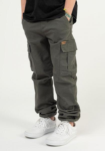 TITUS Hosen und Jeans Hybrid Kids darkgrey vorderansicht 0520993