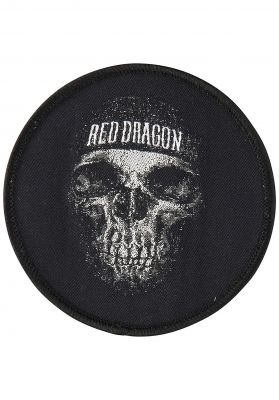 Red-Dragon Dead Head Patch