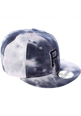 New Era All Over Tie Dye Pittsburgh Pirates