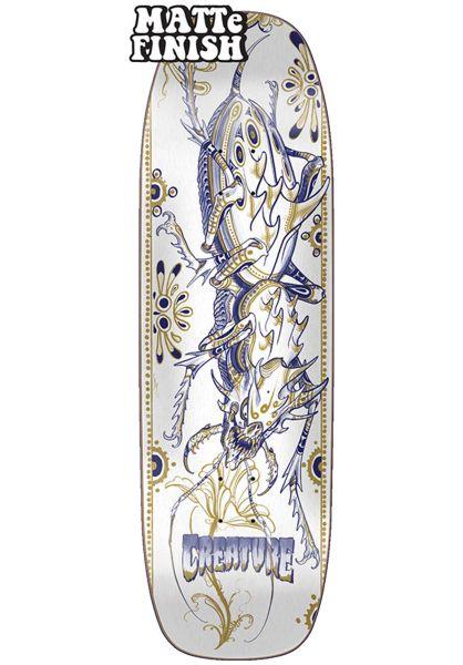 Creature Skateboard Decks Last Strike navarette vorderansicht 0262907