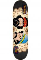 flip-skateboard-decks-penny-friends-stained-black-vorderansicht-0263806