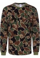 Rip N Dip Longsleeves Lord Nermal  Pocket army-camo Vorderansicht
