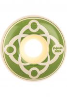 satori-rollen-big-link-classic-shape-101a-white-green-vorderansicht-0133561