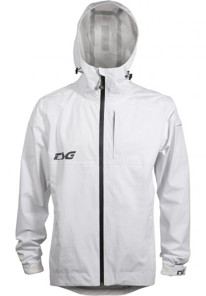TSG Übergangsjacken Drop Rain white vorderansicht 0503942