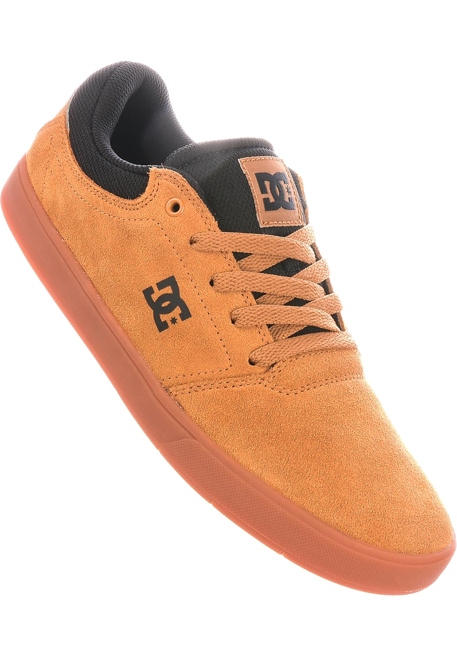 Crisis DC Shoes All Shoes in wheat