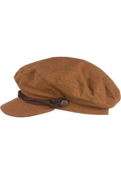Brixton Hüte Fiddler cumin Vorderansicht