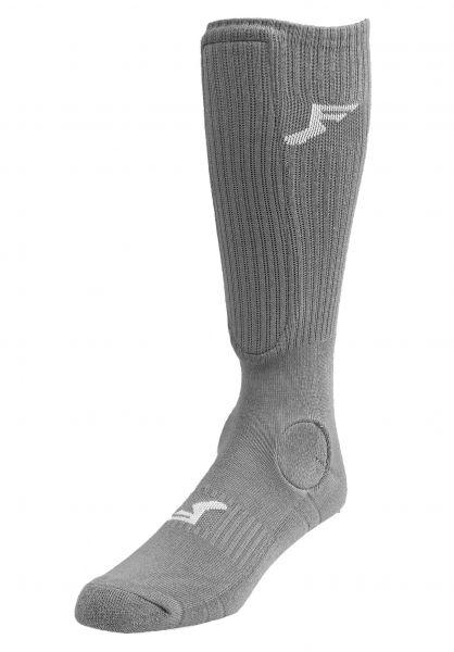 Footprint Insoles Socken Painkillers grey vorderansicht 0630686