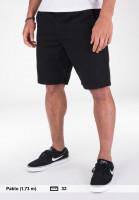 Volcom Shorts Frickin Modern Stretch 19 black Vorderansicht